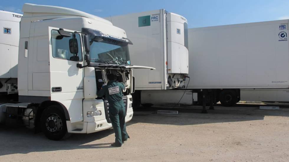 Golpe contra los camiones diésel que falsean las emisiones contaminantes